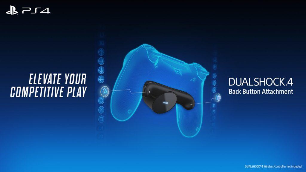 Sony, PlayStation 4'ün kontrolcüsü DS4 için yeni aksesuarını tanıttı